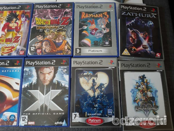 Playstation 2 games-2