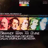 The world of red seal-brahms