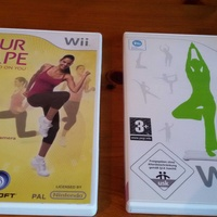 Wii fit bandle games