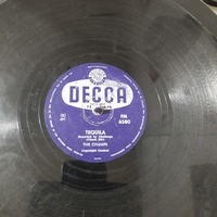 The champs 78 rpm record collectors item