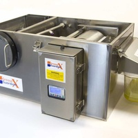 Automatic grease trap grease guardian x15