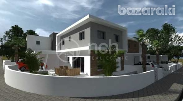 Under construction four bedroom house in paliometoxo-3