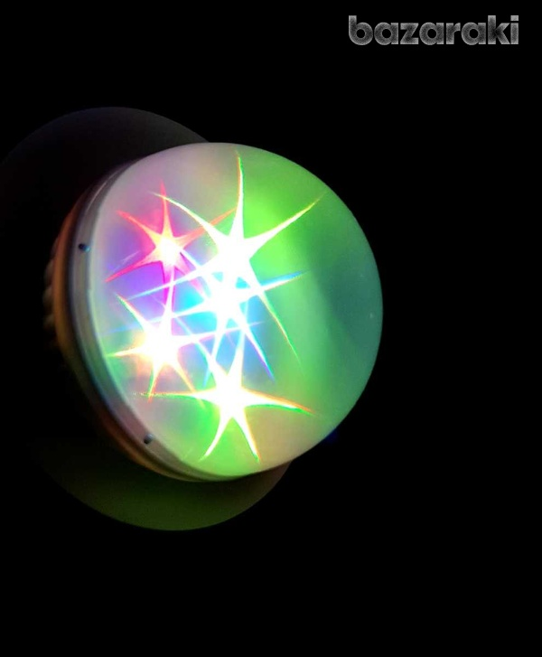 Disco style led party lamp-3