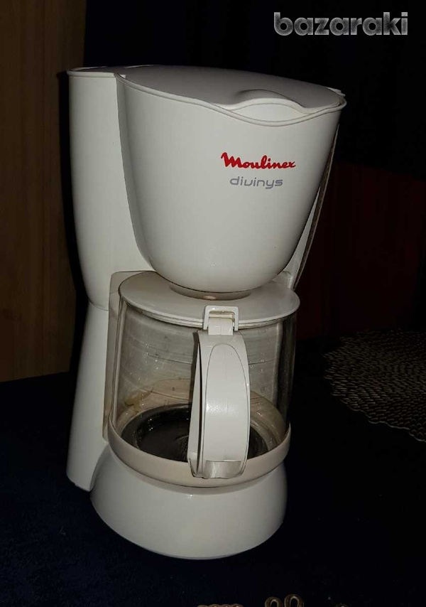 Moulinex divinys coffee maker in very good condition