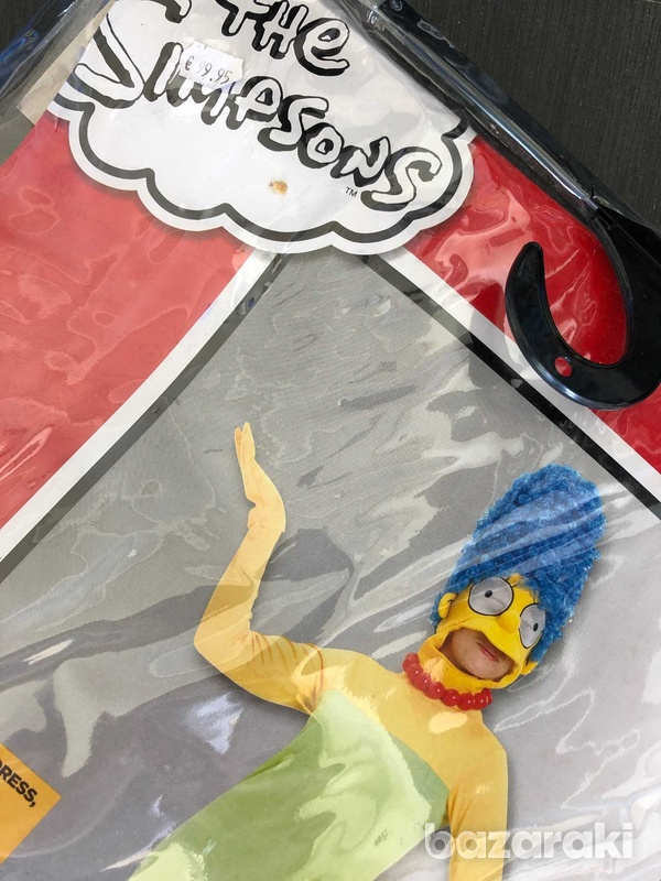 Marge simpson original costume size s-2