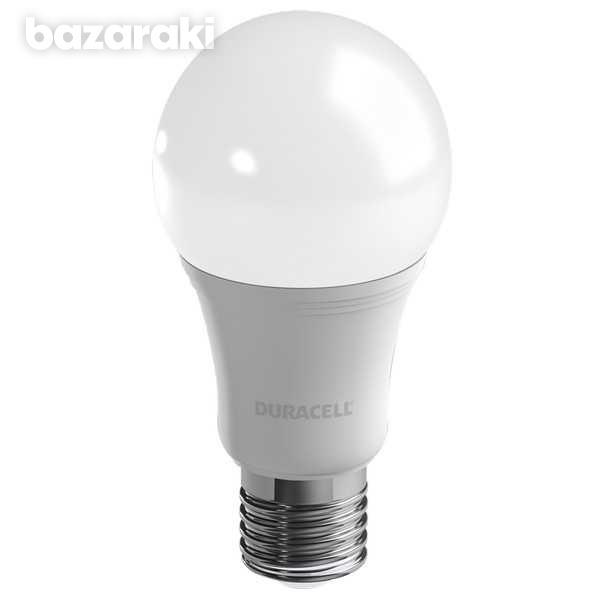 Duracell led e27 9.5w frosted gls screw bulb-2