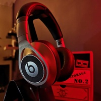 Beats executive noise cancelling over-ear headphones