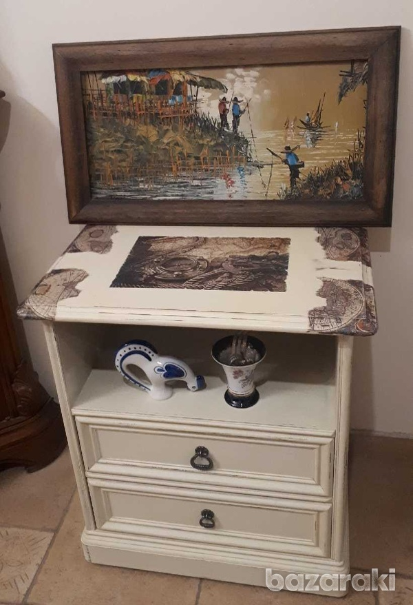 Additional table with drawers.-6
