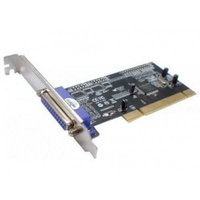 Pci to parallel i/o card