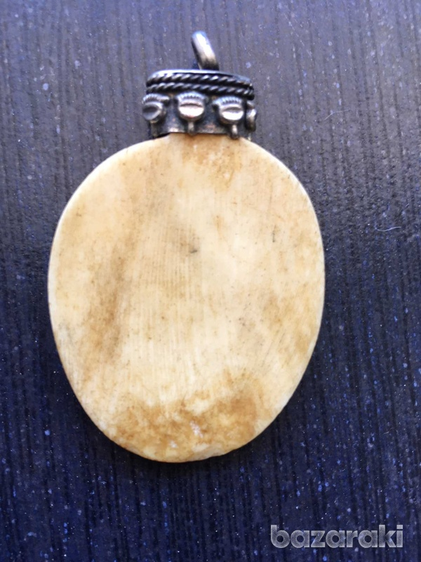 Authentic african pendant-2