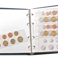 Lindner album for coin collectors