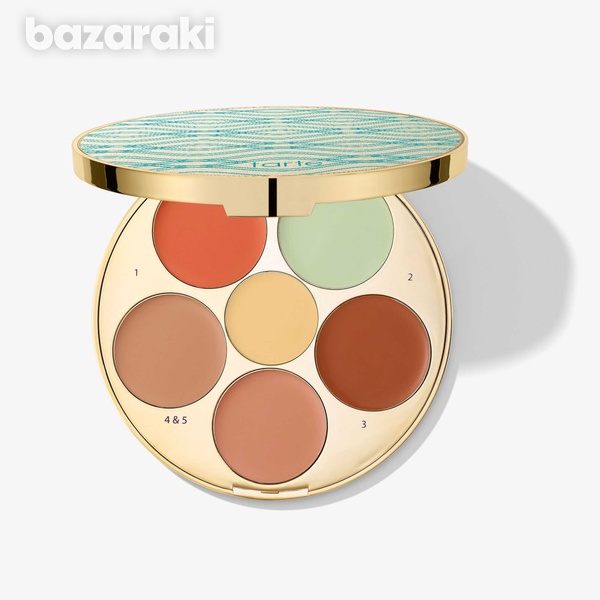 Tarte rainforest of the sea wipeout color-correcting palette-1