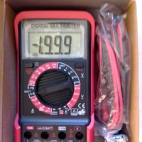 Multimerer red full range with accessories brand new in sealed box.