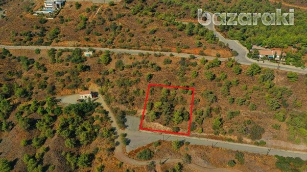 Plot in kornos, larnaca-2