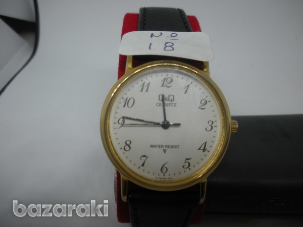 Qq quartz made in japan