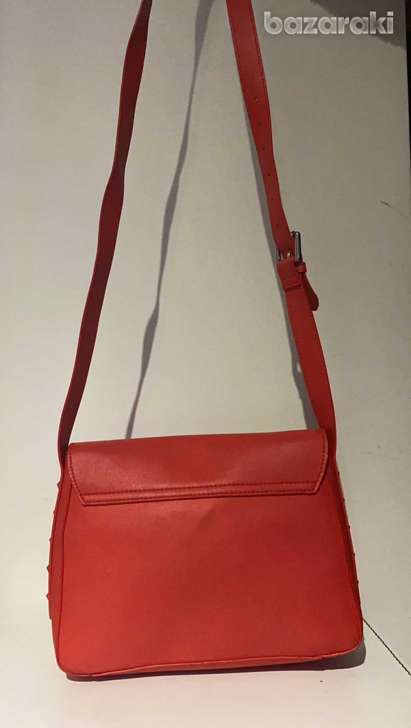 Armani jeans coral crossbag- authentic-2