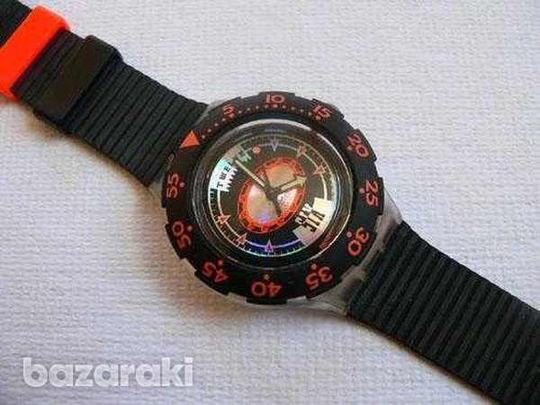 Swatch scuba 200 tech diving new watch-2