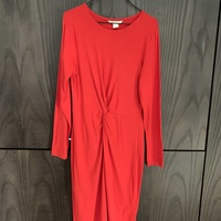 Red dress small size