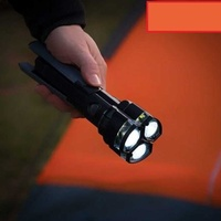 3 in 1 led torch with tripod