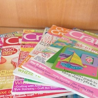 6 craft magazines