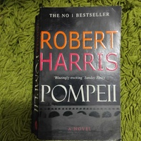 Pompeii book robert harris