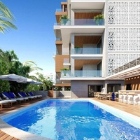 Brand new 2 bedroom apartment walking distance to the beach