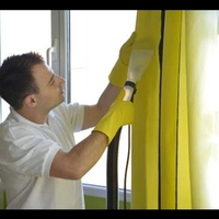 Curtain & blinds cleaning
