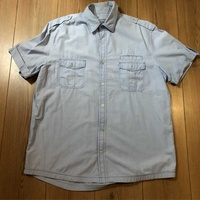 Next blue shirt xl
