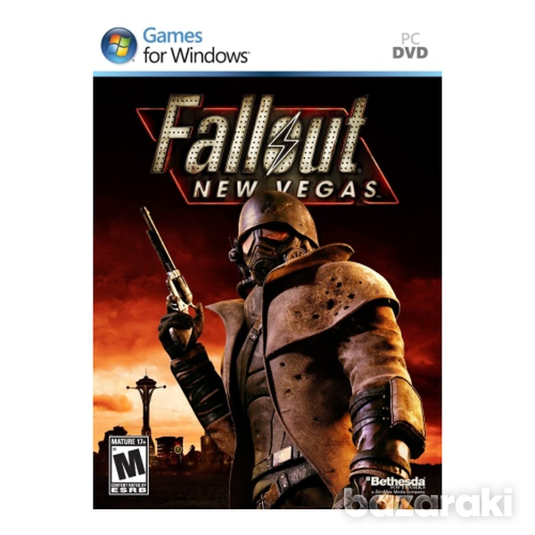 Fallout new vegas - pc dvd