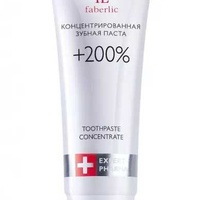 Faberlic. expert pharma concentrated toothpaste +200
