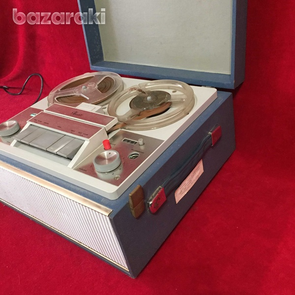 Marconi tape player recorder-5