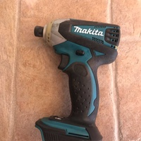 Makita brushless impact driver 3 ταχύτητες