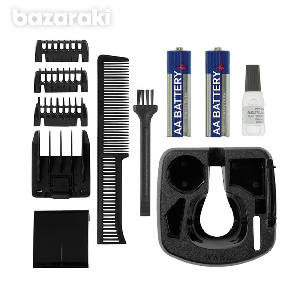 Wahl 9906-716 groomsman battery powered hair and beard trimmer-2