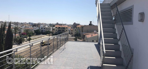 3 bedrooms penthouse flat in strovolos-5