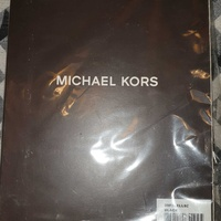 Ipad 9.7, pro, air 2 michael kors leather smart case new with tags.