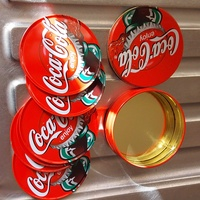 Coca cola coasters collectors items.
