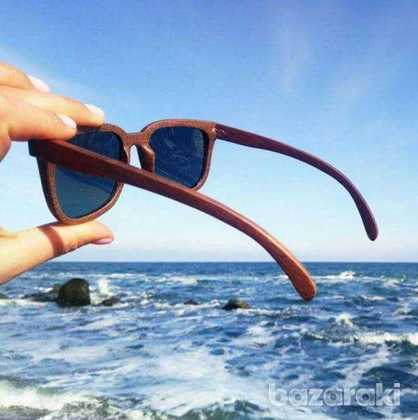Style wooden sunglasses-2