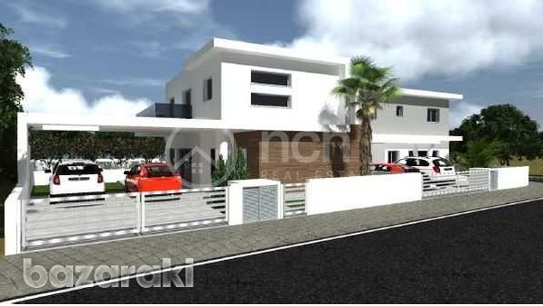 Under construction four bedroom house in paliometoxo-1