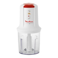 Moulinex at7111 multi moulinette chopper, 400w, white