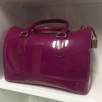 Furla large candy handbag