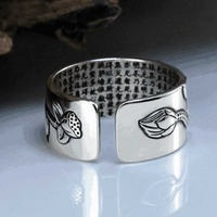 999 silver ring