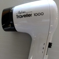 Traveler hair dryer high quality brand new in the box.