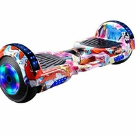 New hoverboard 6,5 inces with full flashlight and bluetooth