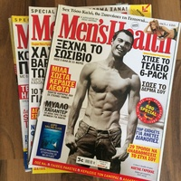 11 mens health magazines