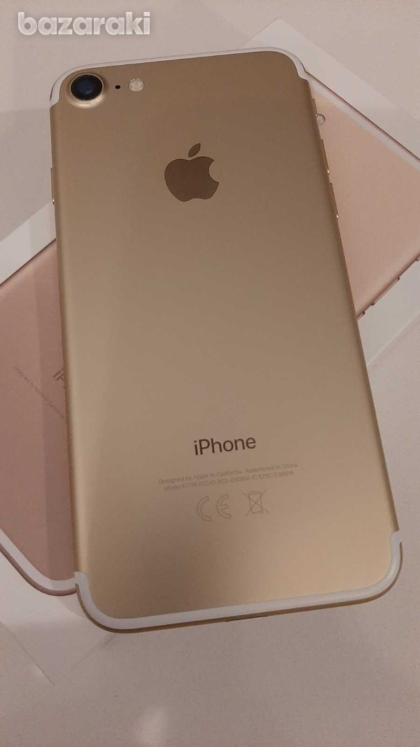 Iphone 7 gold 32gb-2