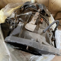 Gearbox renauld trafict 2014