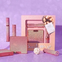 Three-piece makeup set
