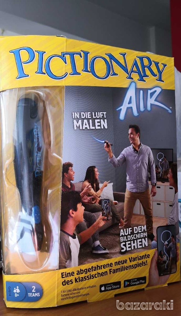 Pictionary air in german-1