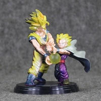 Dragonball collectable - goku vs vegeta