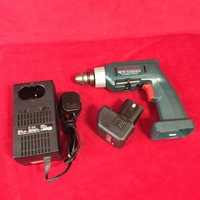 Singer cordless drill/screw driver